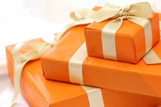 贈り物マナーとタブー